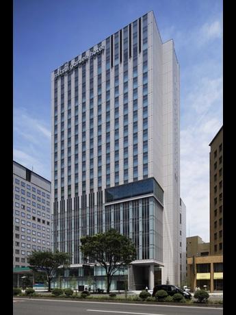 青葉区本町の仙台本町三井ビルディングに「三井ガーデンホテル仙台」がオープン