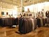 「クラックス」内に期間限定でオープンした「スーツセレクト」アウトレット店