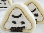 塩竈のスイーツ通販店が「むすび丸」のロールケーキ-アニメとコラボ