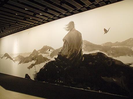 メディアテークで井上雄彦さん「最後のマンガ展」-仙台が「最終重版」