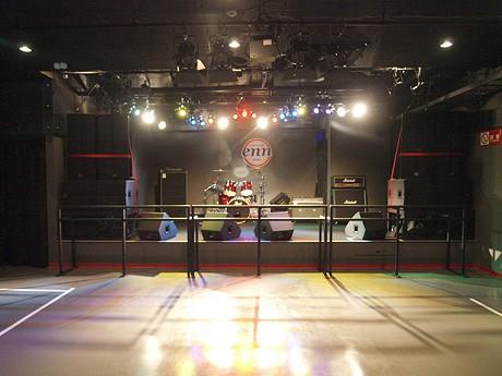 ライブハウス「enn 2nd」のホール