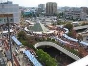 仙台・泉中央駅前で物産イベント「イズミマルシェ」-120店舗が出店