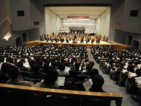昨年の「仙台クラシックフェスティバル」の様子