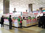 仙台駅で恒例「名物駅弁まつり」-東北の駅弁を中心に70種類