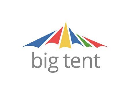 「Big Tent」ロゴ
