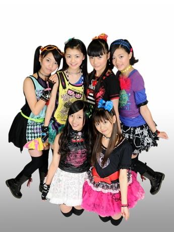 仙台在住の中学生アイドルグループ「Party Rockets」