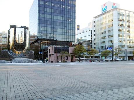仙台市が「提案型施設命名権」の導入重点施設とする勾当台公園市民広場