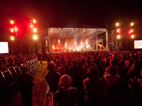 2年ぶりの春開催となった昨年の「ARABAKI ROCK FEST.」。2日間で延べ4万人が来場した