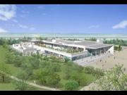 2015年春開業目指す「仙台水族館」概要発表-東北最大級のショーも