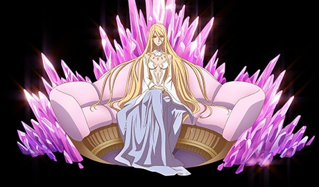 スターシャ女王の口から、イスカンダルの技術供与によって「イクスカ」が開発されたことが明かされる