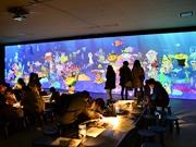 仙台でチームラボ「学ぶ!未来の遊園地」-最新デジタル技術による体験型展示