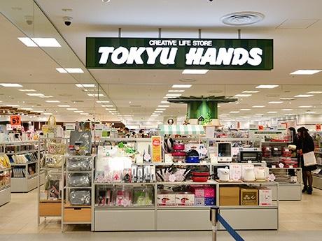 エスパル仙台東館4階にオープンする「東急ハンズ」