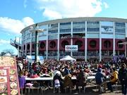 Koboスタ宮城で「麺祭り」 プロ野球開幕に合わせラーメン・そば・うどん24店