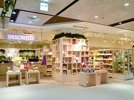 仙台フォーラスにライフスタイル提案型ブックストア 「未来屋書店」の新業態