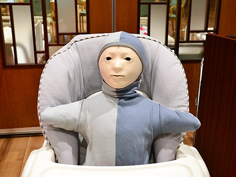 仙台の特養ホームに遠隔操作型アンドロイド 新たな介護モデルを宮城から世界へ
