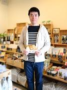 松島のローカルフードセレクトショップが3周年 宮城の食発信、カキ煎餅も