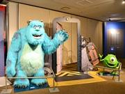 仙台でピクサー映画の体験型展示 「トイ・ストーリー」など4作品の世界観再現