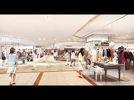 エスパル仙台本館1階ファッションゾーン刷新へ 24区画対象、新規10店