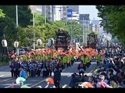 杜の都の初夏彩る「仙台・青葉まつり」 政宗公生誕450年、晴れやかに祝う