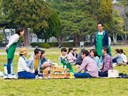 仙台・榴岡公園でスタバ「コーヒーピクニック」 7つの体験型ブース展開
