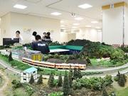 仙台・藤崎で「くまのがっこう展」と「わくわく鉄道ランド」 夏休みに合わせ