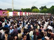 仙台・榴岡公園で東北初「餃子フェス」 13店舗出店、「インスタ映え」も意識