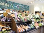 仙台駅近くに産直・総菜・レストランの複合施設「AOYA」 地域食材の魅力発信