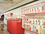 仙台・藤崎で「リカちゃん」50周年記念展 時代の流行とともに著名人コラボも