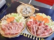 仙台朝市・東四市場に「芋煮ガーデン」 選べる仙台風と山形風、BBQと合わせて