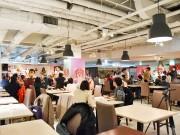 仙台フォーラスに「イーグルスカフェ」 選手プロデュースメニュー提供、物販も