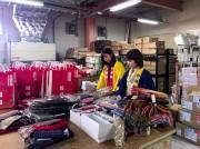 仙台市中心市街地で「仙台初売り」 各商業施設も趣向凝らした福袋そろえる