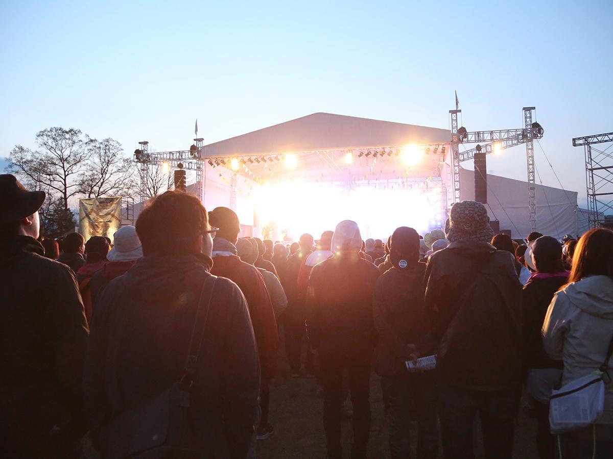 過去最多の延べ5万4000人が来場した昨年の会場の様子