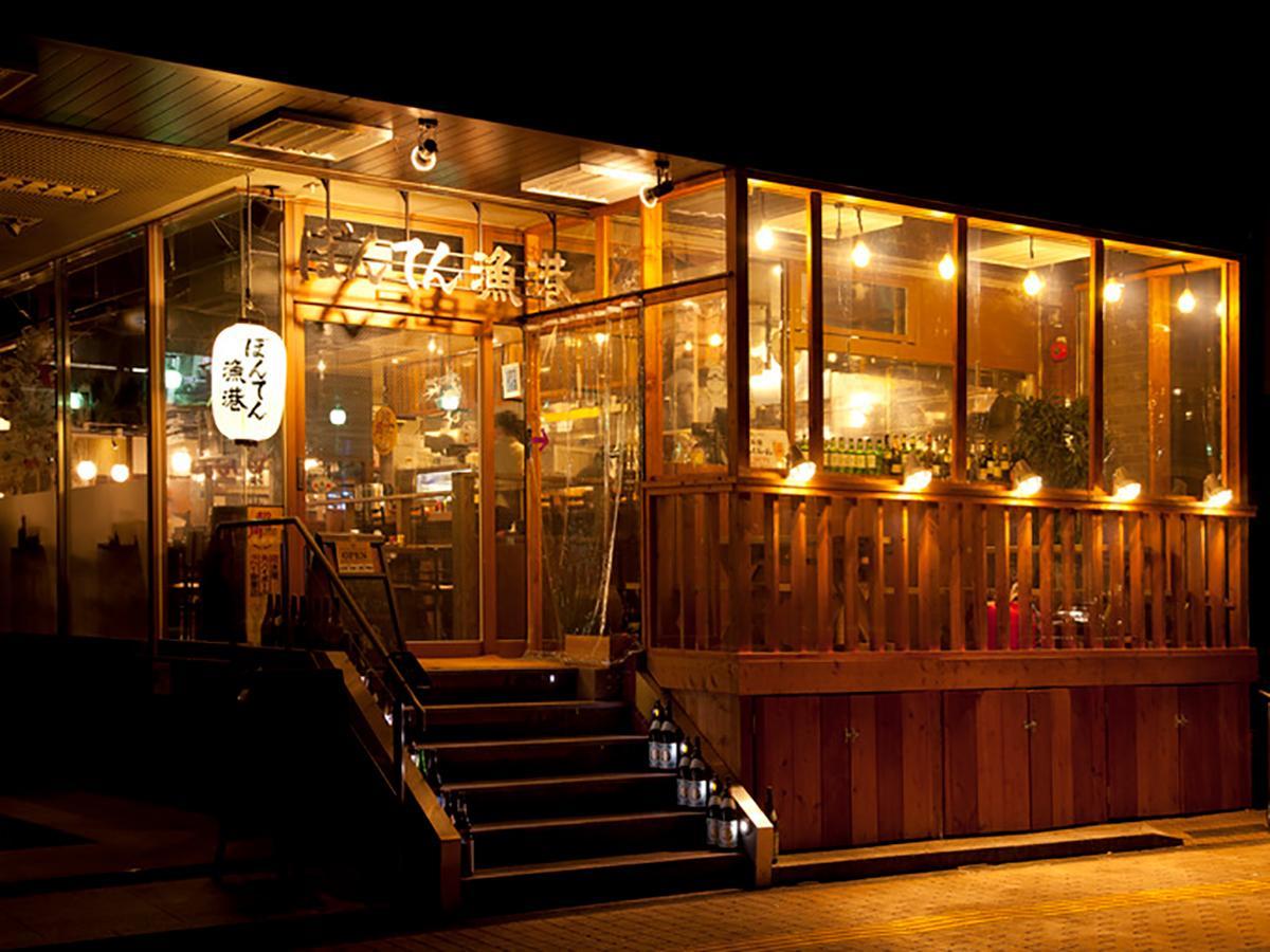 対象店舗の一つ「ぼんてん漁港 一番町芭蕉の辻店」