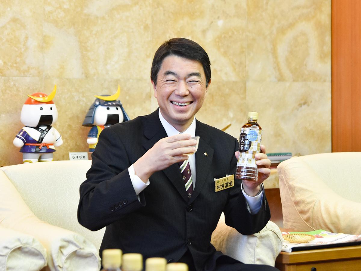 ポッカ、「伊達おいしい麦茶」販売へ 宮城県産大麦シュンライ使う