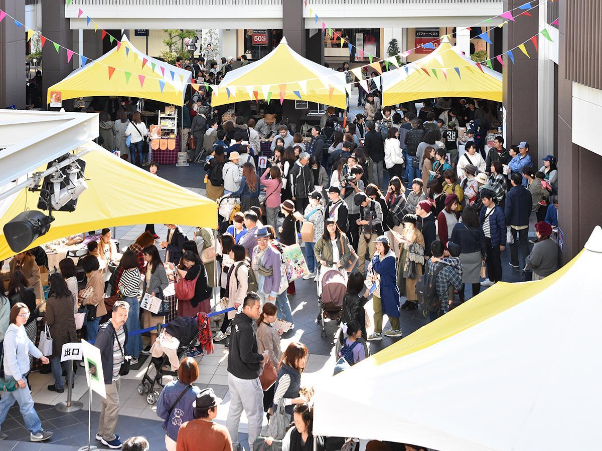 初開催で期間中約3万人を動員した昨年の「とうほくパンフェス」
