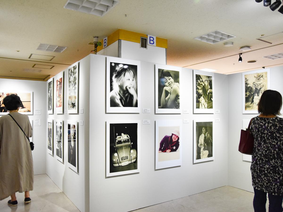 デビュー前も含め一個人としての樹木さんを写真や手紙で紹介する「KILIN 一個人の部屋」