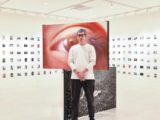 仙台パルコで桑島智輝さん写真展 安達祐実さんの6年間の日常捉えた400点