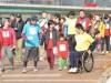 仙台で「ジャパンウォーク」 オリンピアン・パラリンピアン参加、競技体験も