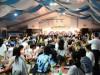 仙台・錦町公園で「東北オクトーバーフェスト」 連日の暑さで満席のにぎわい