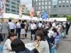 仙台・市民広場で「道の駅」フェスタ 東北の特産物やご当地グルメ集結