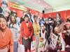 仙台で「クリエイターズ・ファイル祭」 ロバート秋山さん扮する天才子役来場も