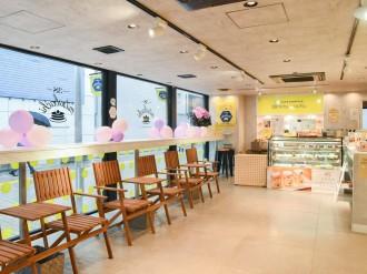 仙台パルコ2にパンケーキ店「38mitsubachi」期間限定出店 串刺しワッフルも