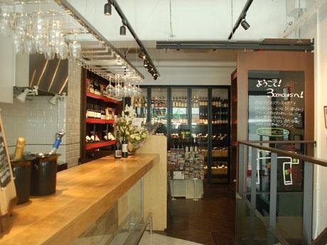 恵比寿公園近くにオープンしたオーガニックワイン専門店