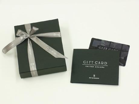 ユナイテッドアローズ、カード型商品券発売(写真=商品)