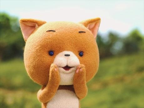 こま撮りアニメ「こまねこ」が長編作に© TYO/dwarf・こまねこフィルムパートナーズ