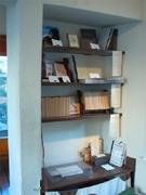 恵比寿のカフェに「小さな」書店-希少本販売やオークションも
