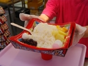 渋谷に「ドラゴンアイス」1号店-台湾発祥のかき氷アイス