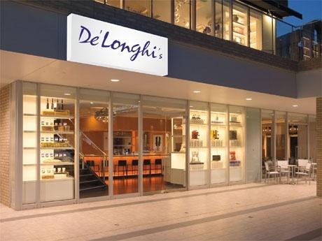 8日にオープンする「De'Longhi's TOKYO ~LIFE STYLE CENTER~」外観