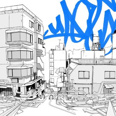 V.A「宇田川 -Udagawa」ジャケット