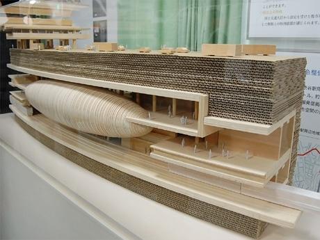 安藤忠雄さん「新渋谷駅を語る」-東急本店でトークショー